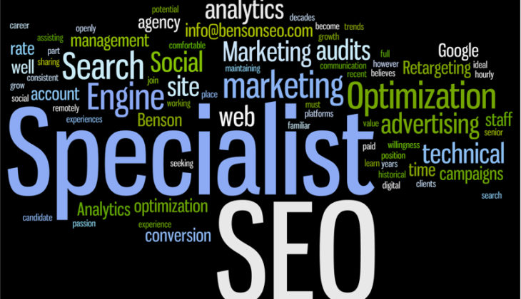 SEO Specialist – Now Hiring