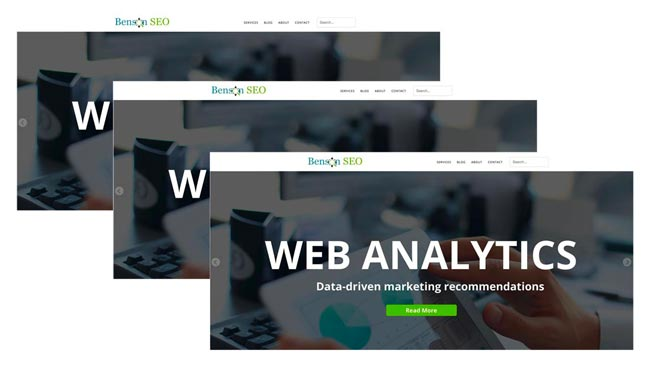 web analytics case study
