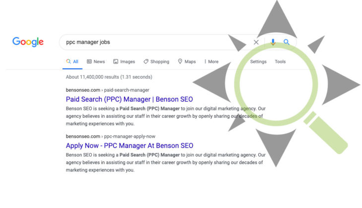 Paid Search (PPC) Manager
